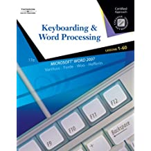 Keyboarding & Word Processing, Lessons 1-60