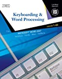 Keyboarding & Word Processing, Lessons 1-60 (College Keyboarding)