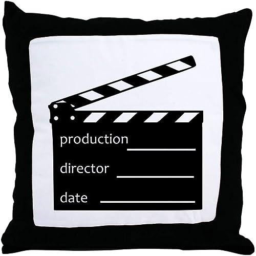CafePress-Movie Cinema-Throw Pillow
