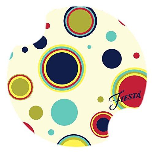 Thirstystone Car Fiesta Dots Coasters, (Dots Coasters)