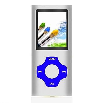 Ueleknight Reproductor MP3 MP4 con una Tarjeta Micro SD de ...