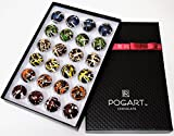 POGART handcrafted luxury 70% dark chocolate with coffee espresso...