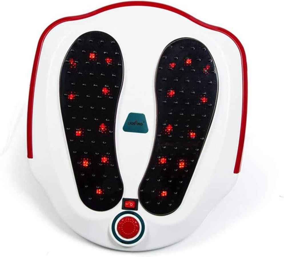 Eléctrica del masaje del pie de máquina, Shiatsu pies masajeador con clases de intensidad del masaje, tipo de masajes velocidad, la función de calor para el Ministerio del Interior