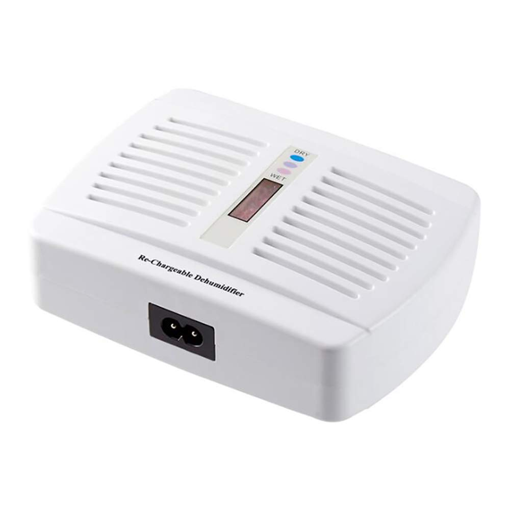 BAIYI Deshumidificadores el/éctricos Reutilizables Wireless Mini deshumidificadores de desecaci/ón Recargable para el gabinete casero