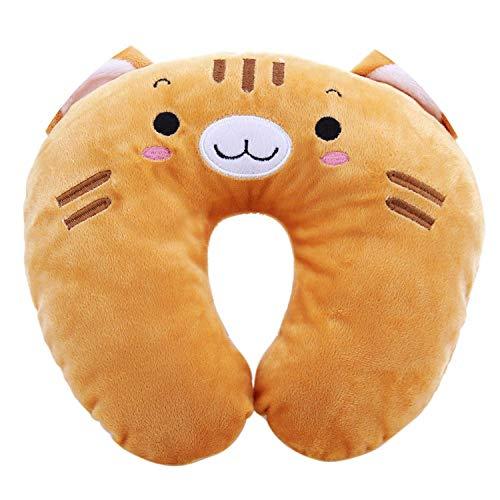 Animals U Shaped Pillow Neck Support Head Rest U Shape Cushion Pillow Office Neck Rest Soft Cushion,3