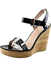Stuart Weitzman Two Much Wedge Sandal