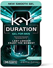 Lubricant for Him and Her, K-Y Yours & Mine Couples Lubricant