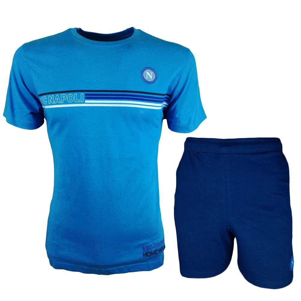 ssc napoli Completo Homewear T-Shirt+Short N90462
