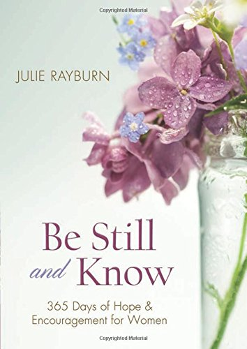 Be Still Know Encouragement Women product image