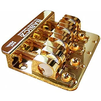 babicz 4 string bass bridge gold fch4gdp musical instruments. Black Bedroom Furniture Sets. Home Design Ideas
