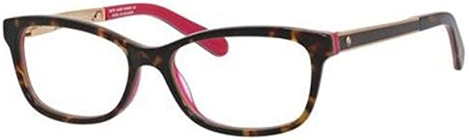 74a642f475 Image Unavailable. Image not available for. Color  Eyeglasses Kate Spade  Angelisa ...