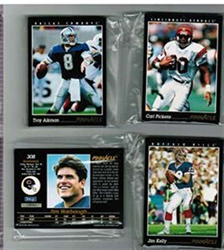 - 1993 Pinnacle FB Cincinnati Bengals Team Set 10 Cards Carl Pickens