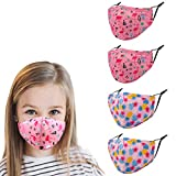 Flamingos Washable Kids Face Mask, Cute Reusable