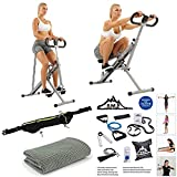 Tone, Tighten and Lift with the Sunny Health & Fitness No. 077 Squat Assist Machine. Strengthen not only your lower body but your shoulders, arms and back, this exerciser promotes compound movement (two or more muscle groups working cohesively). ...