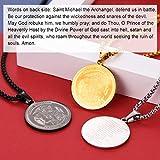 FaithHeart Saint Michael Archangel Pendant