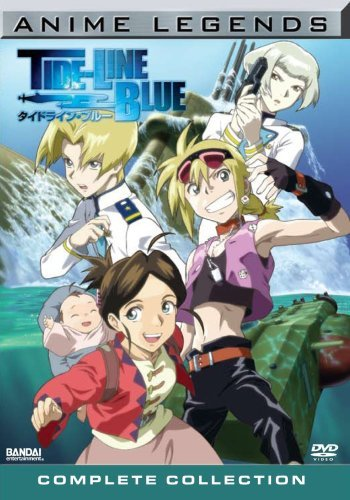 Tide-Line Blue: Anime Legends Complete Collection