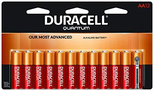 Price comparison product image Duracell Quantum Alkaline AA,  0.72 Pound