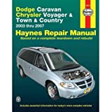 [(Dodge Caravan Automotive Repair Manual)] [Author: Haynes] published on (October, 2010)