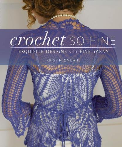 Crochet So Fine Exquisite Designs product image