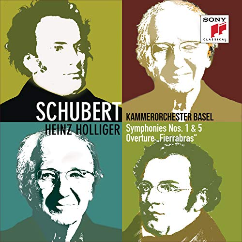 Schubert: Symphonies Nos. 1 & ...