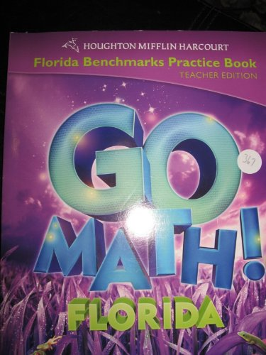 Houghton Mifflin Harcourt Math Florida: Benchmark Practice - Import It All