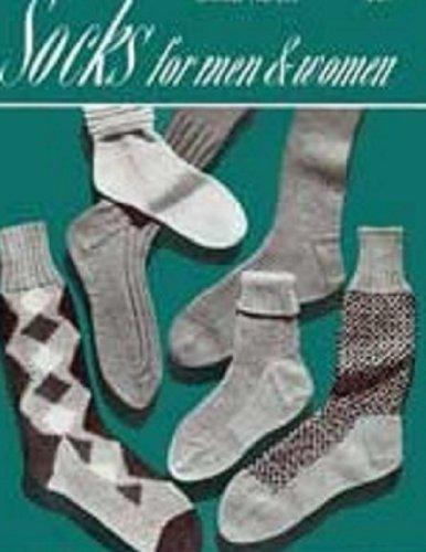 Knit Sock Patterns Men Women ebook product image