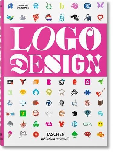 Logo Design (Englisch) Gebundenes Buch – 19. September 2017 Julius Wiedemann TASCHEN 3836556340 Innenarchitektur / Design