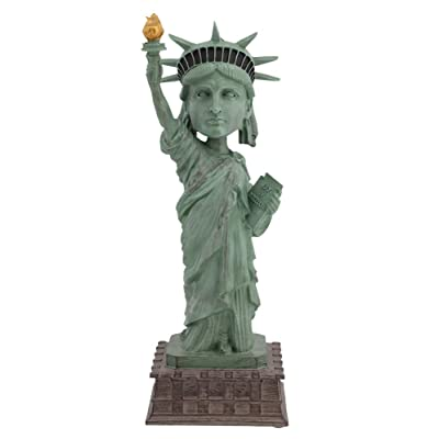 Royal Bobbles Statue of Liberty Bobblehead: Toys & Games