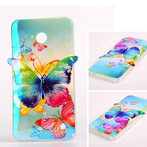 lumia-635-case-microsoft-nokia-lumia-635-tpu-casetribe-tiger-3d-blu-ray-beauty-fairy-butterfly-sky-b