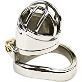 Raycity Peniskäfig Keuschheitsgürtel für Männer Keuschheit (45mm Ring) 144