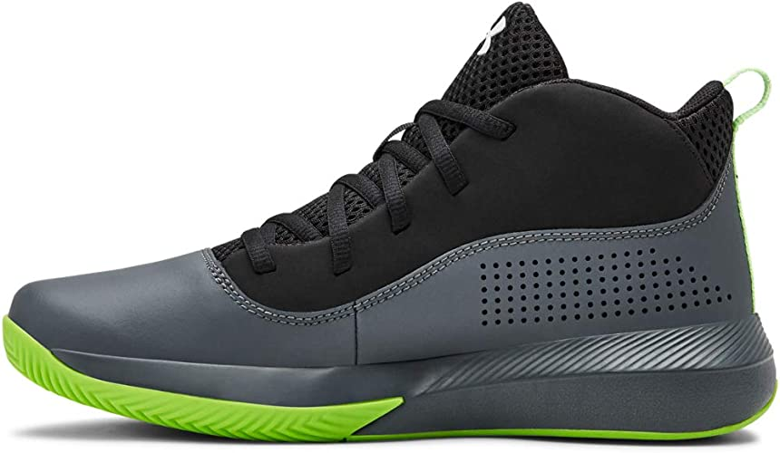 Zapatos de Baloncesto para Ni/ños Under Armour Grade School Lockdown 3