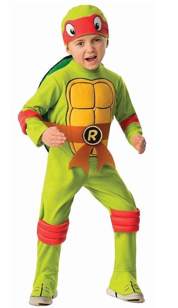 Amazon.com: Disfraz de forro polar de las tortugas Ninja ...