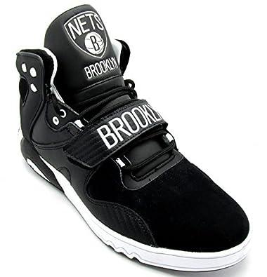 Adidas Roundhouse Brooklyn Pour Mid Noires Homme M22340 Baskets 5RL43Aj