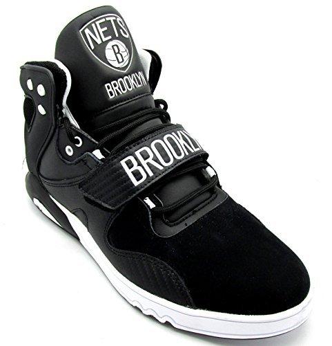 various colors 9b20d 03f53 Adidas Roundhouse Mid Brooklyn Zapatillas Negras Hombre M22340  Amazon.es   Zapatos y complementos