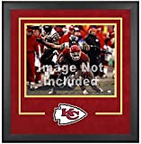 Kansas City Chiefs Deluxe 16x20 Horizontal Photograph Frame