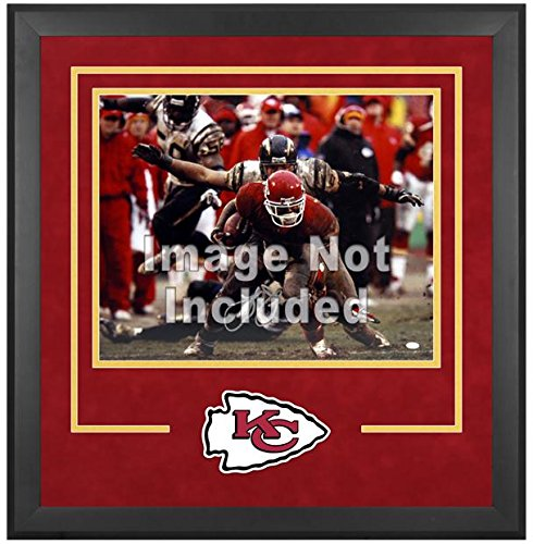 Kansas City Chiefs Deluxe 16x20 Horizontal Photograph Frame by Mounted Memories