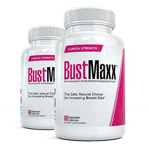 BustMaxx Enhancement Enlargement Augmentation Supplement product image