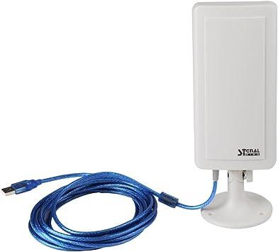Amplificador de Senal - SODIAL(R)PC USB WiFi Amplificador de ...