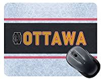hockey mouse pad