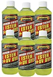 TSI Supercool E8-6CP Ester Oil Plus U/V Dye, 8 oz, 6 Pack