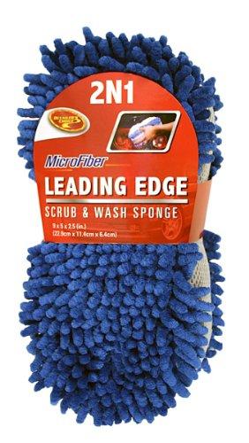 Detailer's Choice 9-58 Microfiber Leading Edge Scrub and Wash Sponge