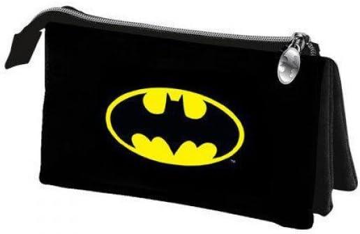 Portatodo Batman DC Batsignal triple: Amazon.es: Equipaje