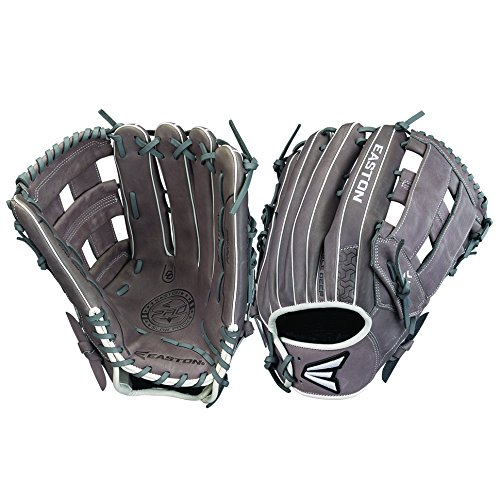 Easton Slowpitch Pro1400 Slowpitch Pro 1400, Outfield Pattern Glove, 14.00