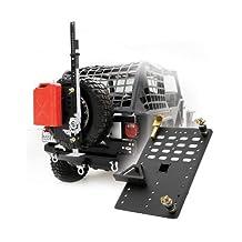 Smittybilt 2740-01 I-Rack- Base Unit Platform by Smittybilt