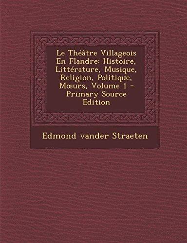 Histoire Theatre Politique [Pdf/ePub] eBook