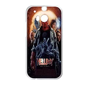 Personlised Printed Phone case Hellboy For HTC One M8 NC1Q02209
