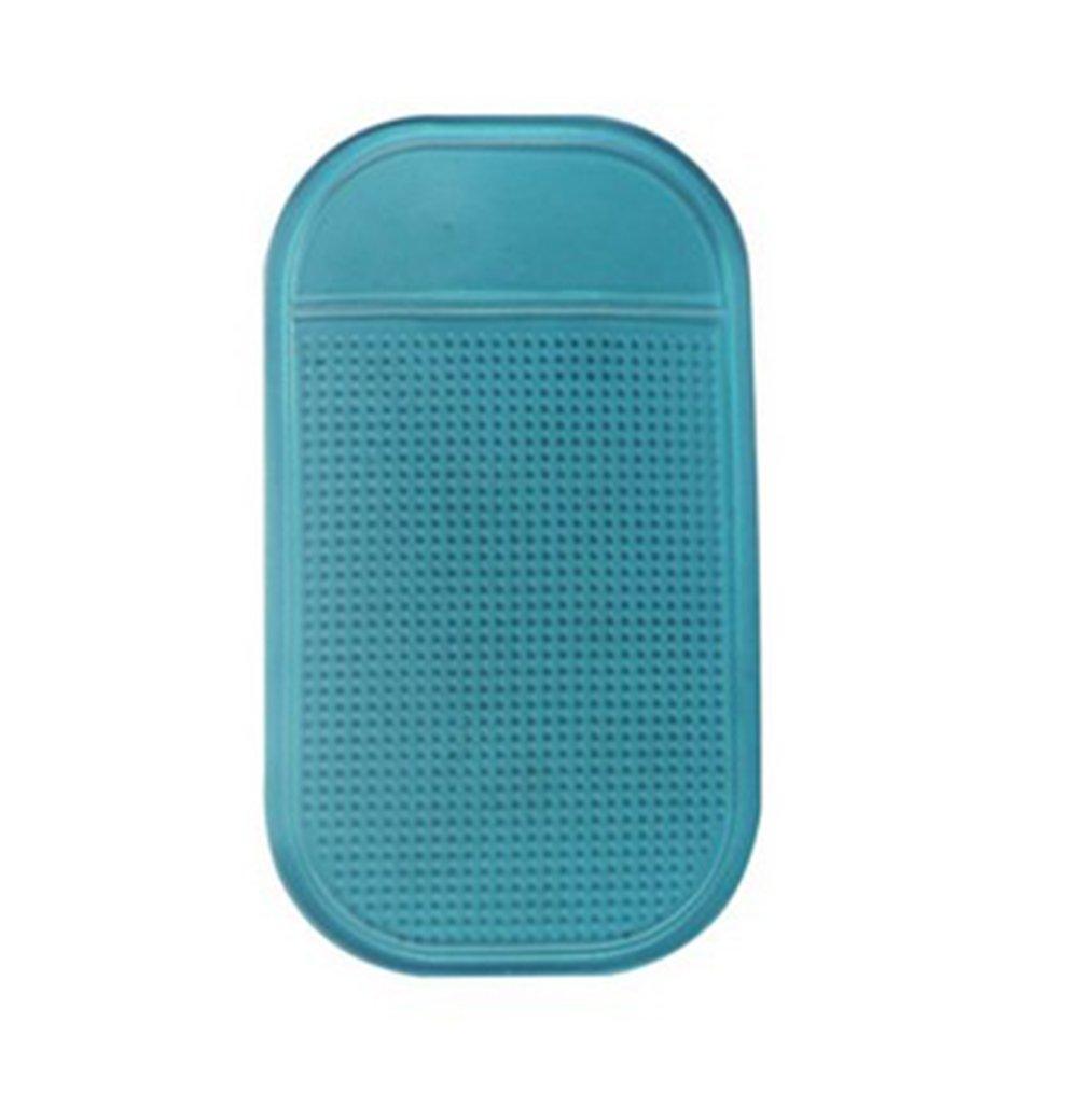 Cdet Antidé rapant Tapis Silicone Voiture Anti Slip non collant Tapis de tableau de bord,Ré utilisable, dé montable, lavable, recyclable et respectueux de l'environnement Réutilisable démontable