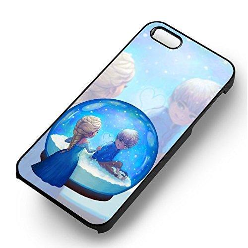 Disney Art Pain Of Fan pour Coque Iphone 7 Case (Noir Boîtier en plastique dur) I6W2ZN