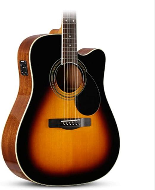Guitarras Guitarra Cutaway Guitarra Chapa Folk Pop Guitarra ...