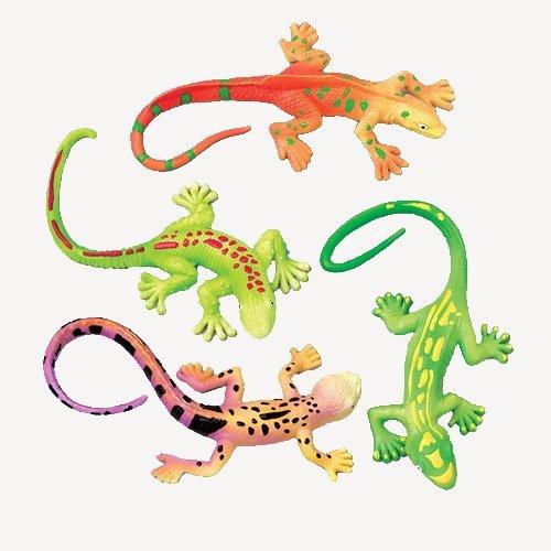 hy Toys (1 Dozen) (Squishy Lizard)
